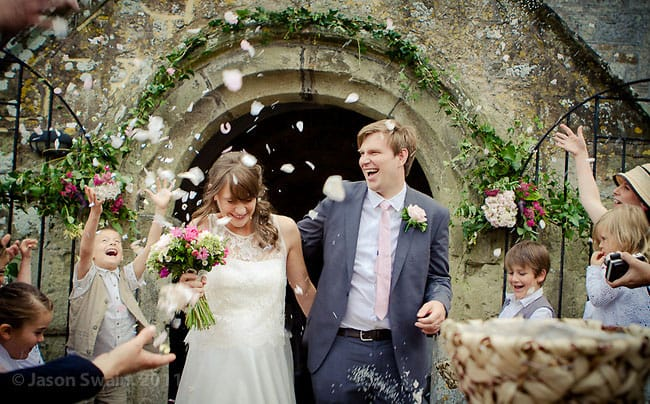 Candid Wedding moments by Isle of Wight photographer Jason Swain
